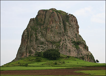 Simien Mountain