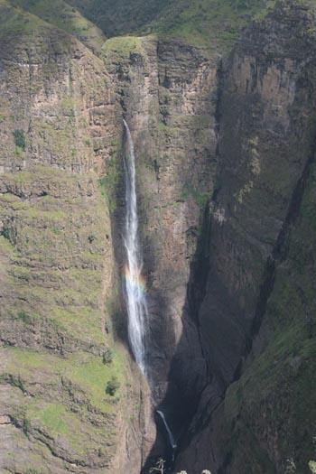 Jinbar Waterfall